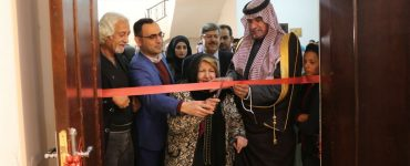 The cultural week activities started in Raqqa
