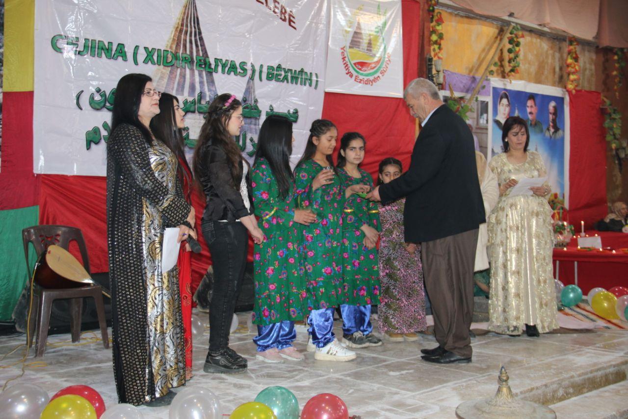 جانب من إحتفال حلب