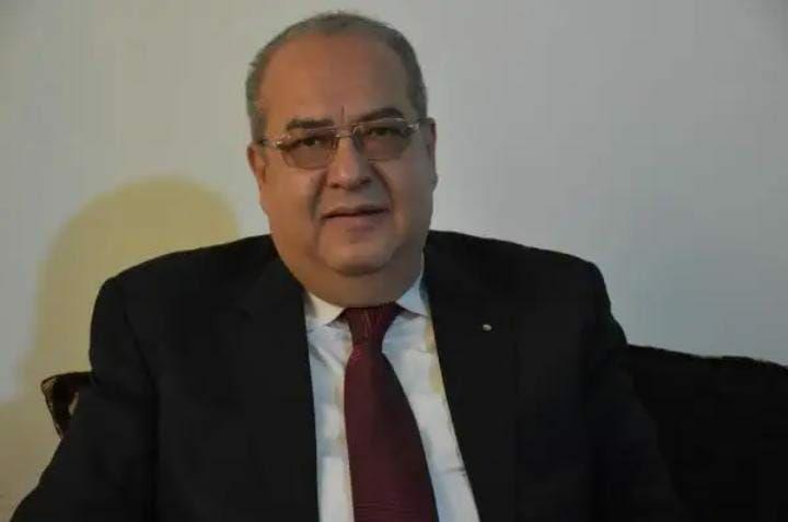 مصطفى قلعه جي-الأمين العام لحزب التغيير والنهضة السوري